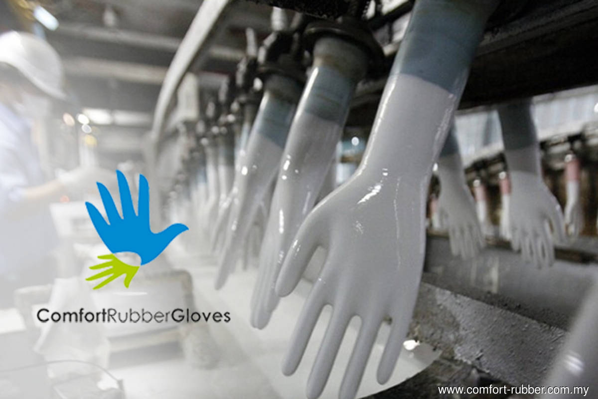 首季净利飙涨逾12倍 Comfort Gloves派息4仙